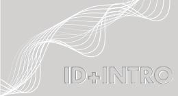 Ident - Logo - Intro