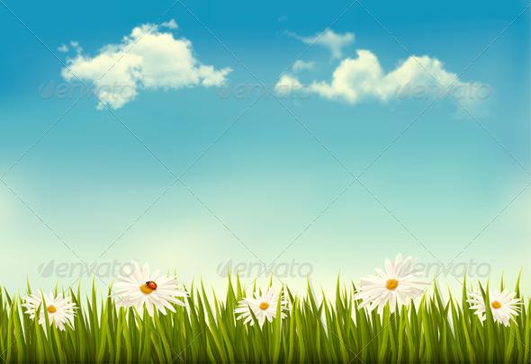 GraphicRiver Nature Background 6914779