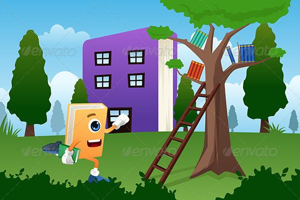GraphicRiver Education Concept 6914943