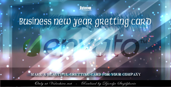 After Effects Project - VideoHive Business New Year 724478