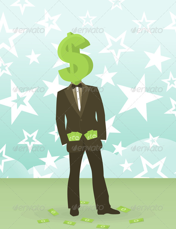 Graphic River businessman9 Vectors -  Characters  People 724562