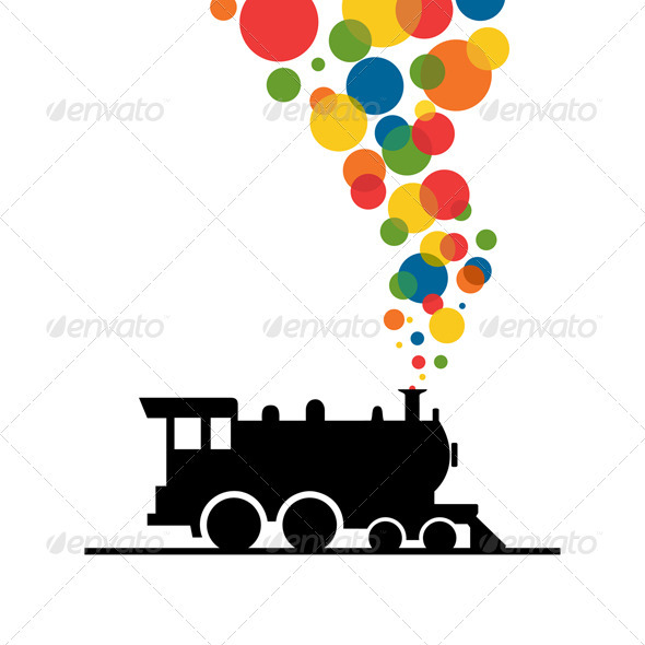 GraphicRiver Train 724679