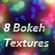 8 Bokeh Textures - GraphicRiver Item for Sale