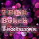 7 Pink Bokeh Textures - GraphicRiver Item for Sale