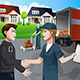Download Vector Advertising for Moving Company