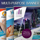 Multipurpose Banner Vol.4