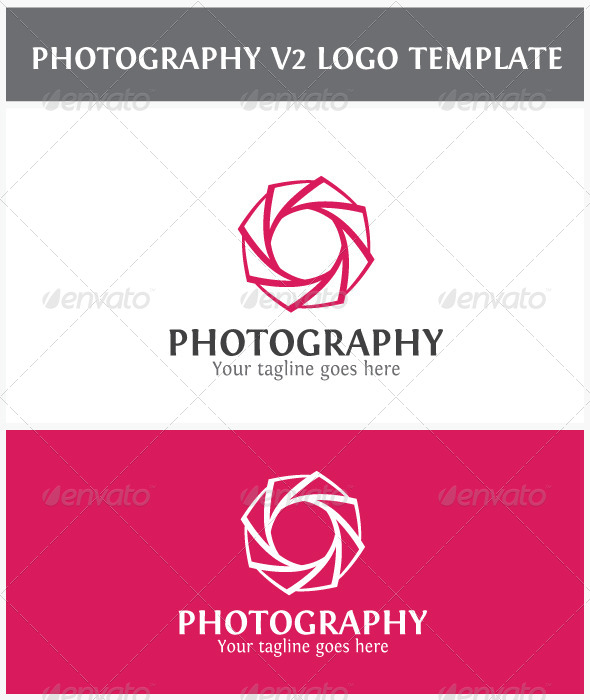 GraphicRiver Photography V2 Logo 6916570