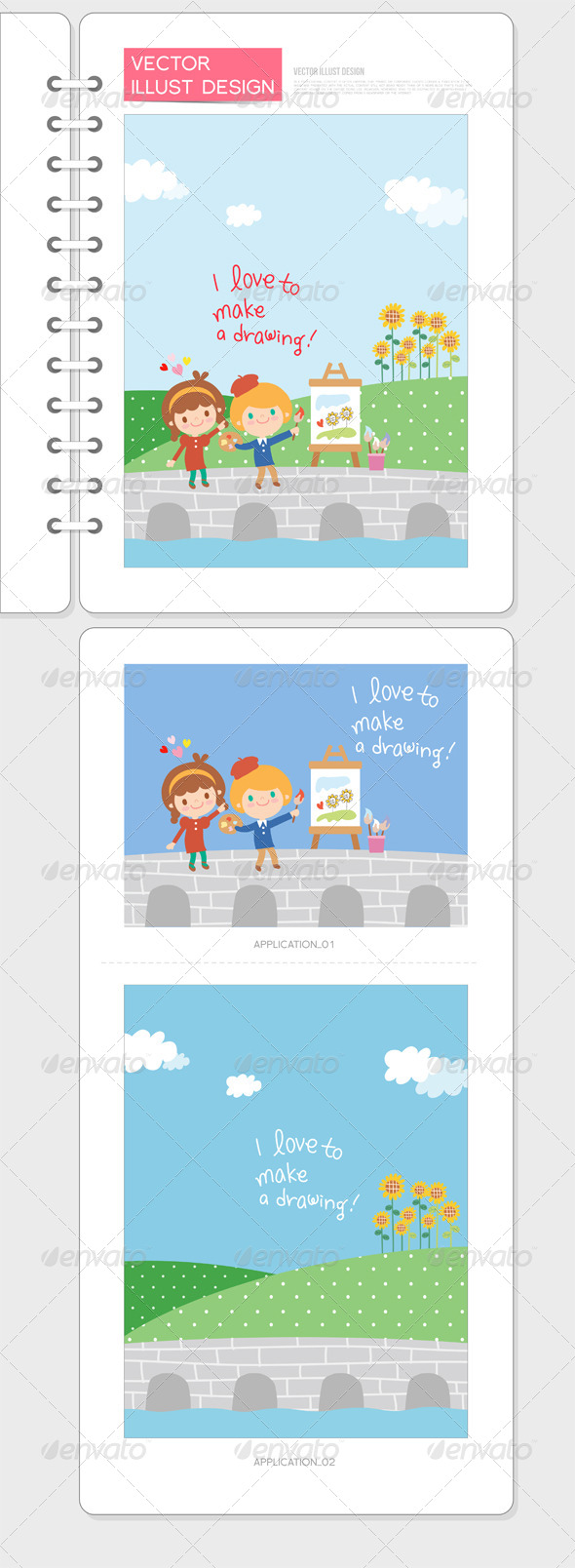 GraphicRiver Vitakids 6917454
