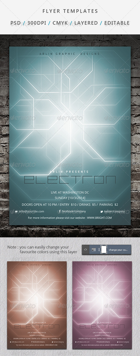 GraphicRiver Flyer Template 02 6917842