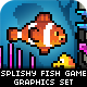 SplishyFish - Game Graphic Set - GraphicRiver Item for Sale