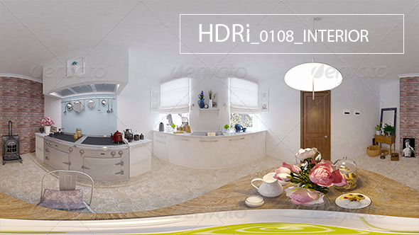 0108 Interoir HDR - 3DOcean Item for Sale