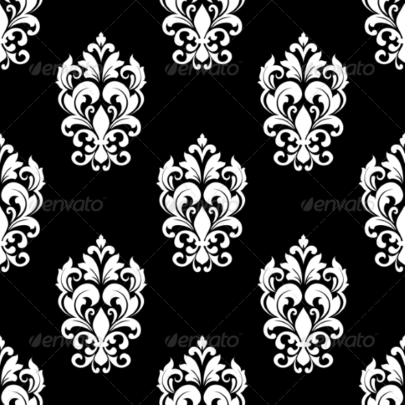 GraphicRiver Floral Seamless Pattern 6920508