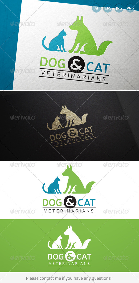 GraphicRiver Dog and Cat Veterinarian Pet Hospital 6902875