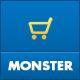 Monster Responsive Magento Theme - ThemeForest Item for Sale