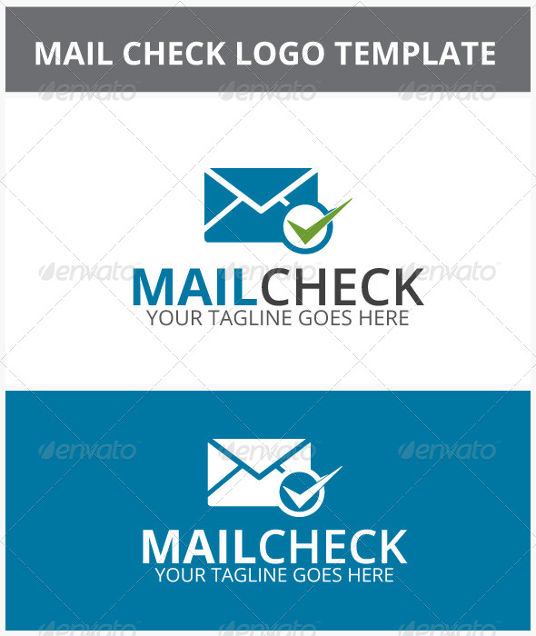 GraphicRiver Mail Check Logo 6922866