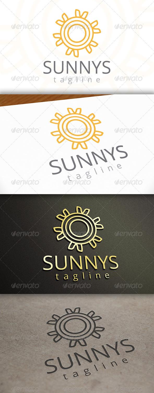 GraphicRiver Sunny Logo 6922973