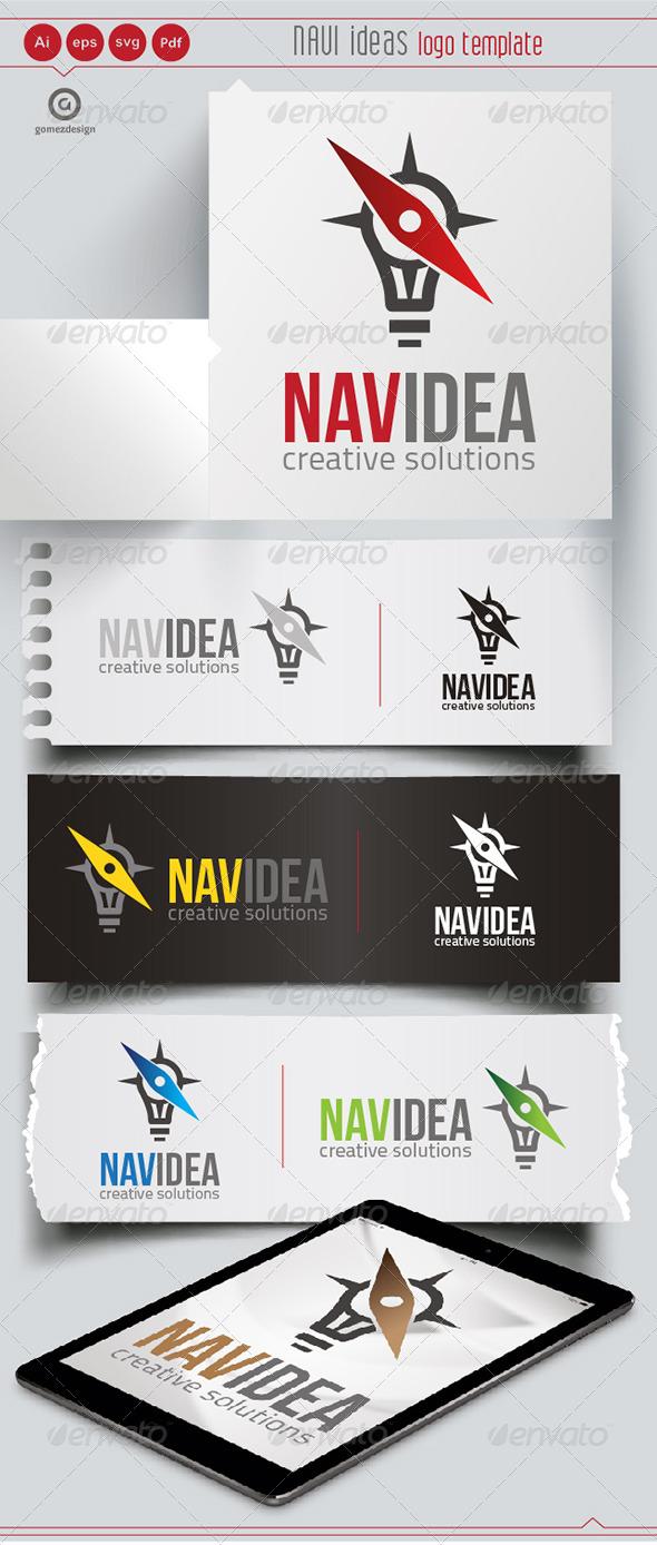 GraphicRiver Navi Idea 6924045