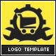 Gear Shop Logo Template - GraphicRiver Item for Sale
