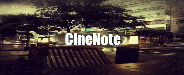 Cinenote home banner