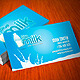 Blue Milk - Business Card  - GraphicRiver Item for Sale