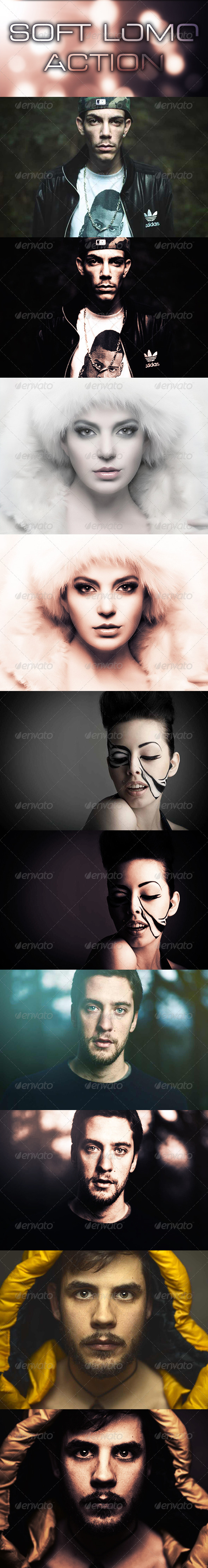 GraphicRiver Soft Lomo Action 6926292
