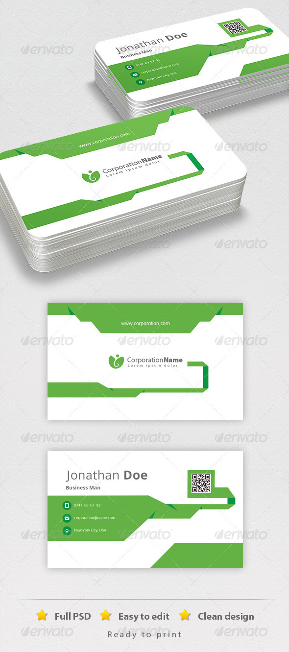 GraphicRiver Corporate Business Cadr 6925148