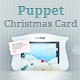 Puppet Christmas Card XML - ActiveDen Item for Sale