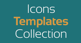 Icons Template Collections