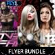 3 Flyer Bundle Vol.03 - GraphicRiver Item for Sale