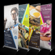 Multipurpose Roll Up Banner - GraphicRiver Item for Sale
