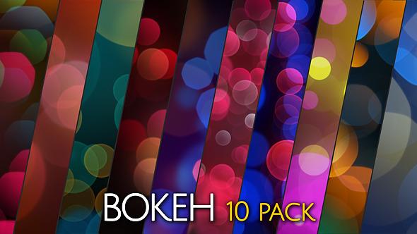 Bokeh 10 Pack