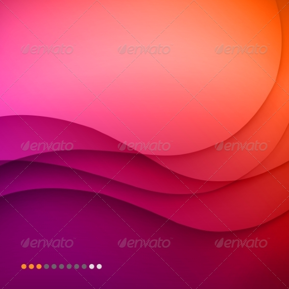 GraphicRiver Purple Elegant Business background 6933437