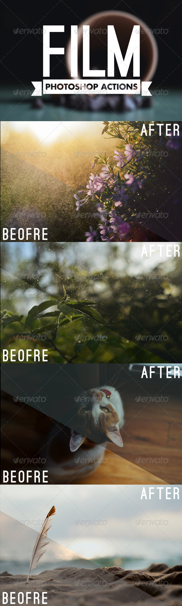 GraphicRiver Authenic Film Emulation III 6870211