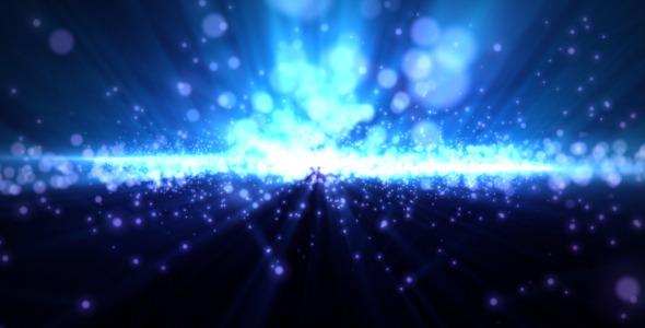 Cinematic Particles