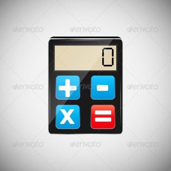 GraphicRiver Calculator 6933879