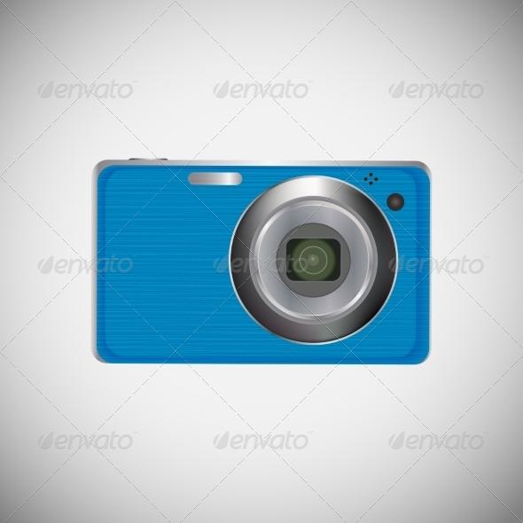 GraphicRiver Camera 6933888