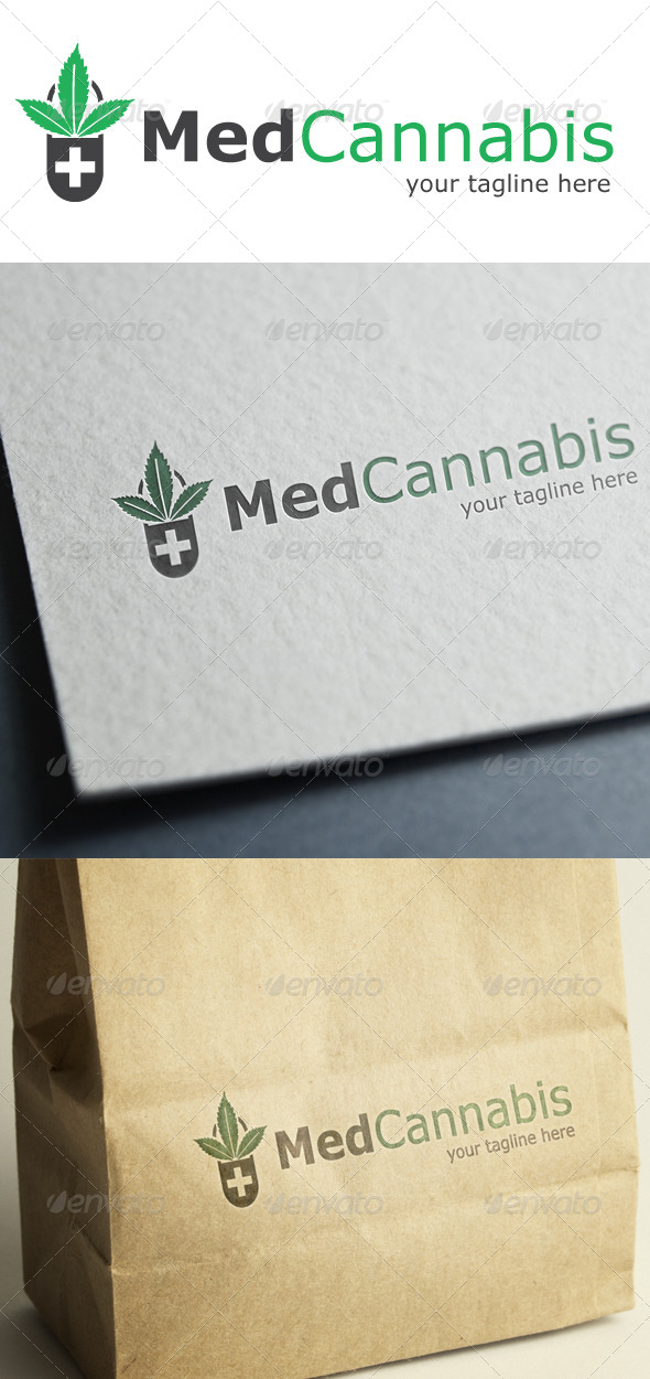 GraphicRiver Medical Cannabis 6926323