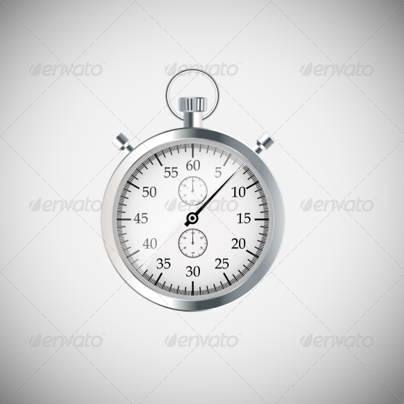 GraphicRiver Stopwatch 6933910