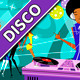 Nu Disco Club Dance