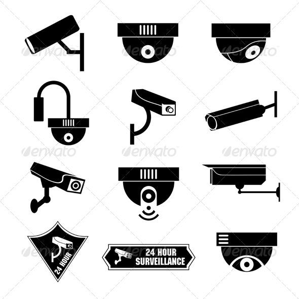 GraphicRiver Video Surveillance 6934158