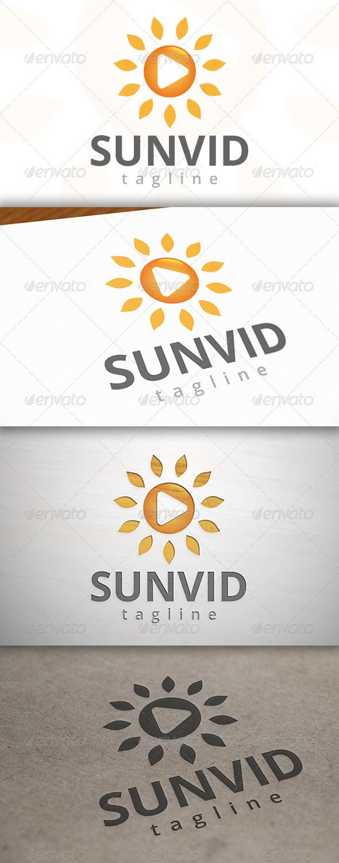 GraphicRiver Sun Video Logo 6934907