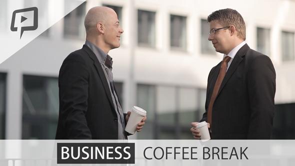 Business Coffee Break
