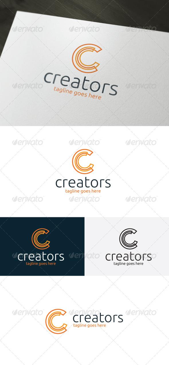 GraphicRiver Creators Logo Letter C 6936087