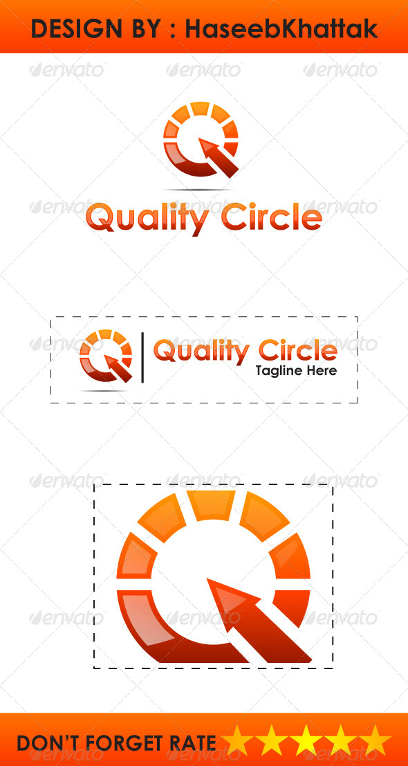GraphicRiver Quality Circle 6937431