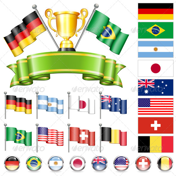 GraphicRiver Soccer Championship 6938072