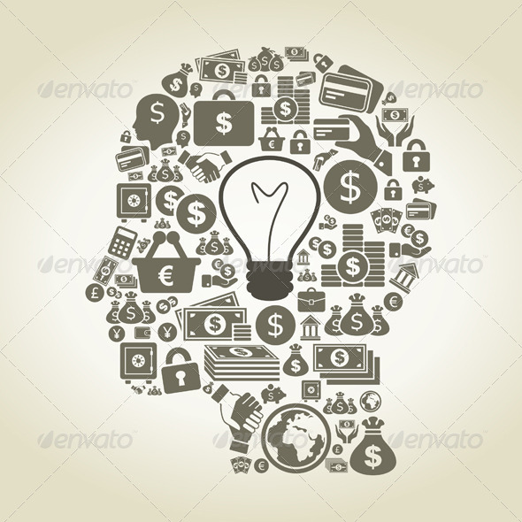 GraphicRiver Business a Head 6938458