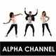 Dancing Girls - VideoHive Item for Sale