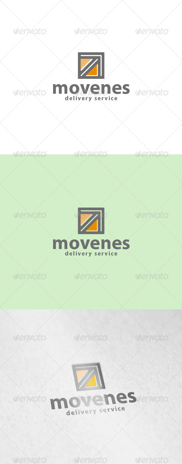 GraphicRiver Movenes Logo 6938676