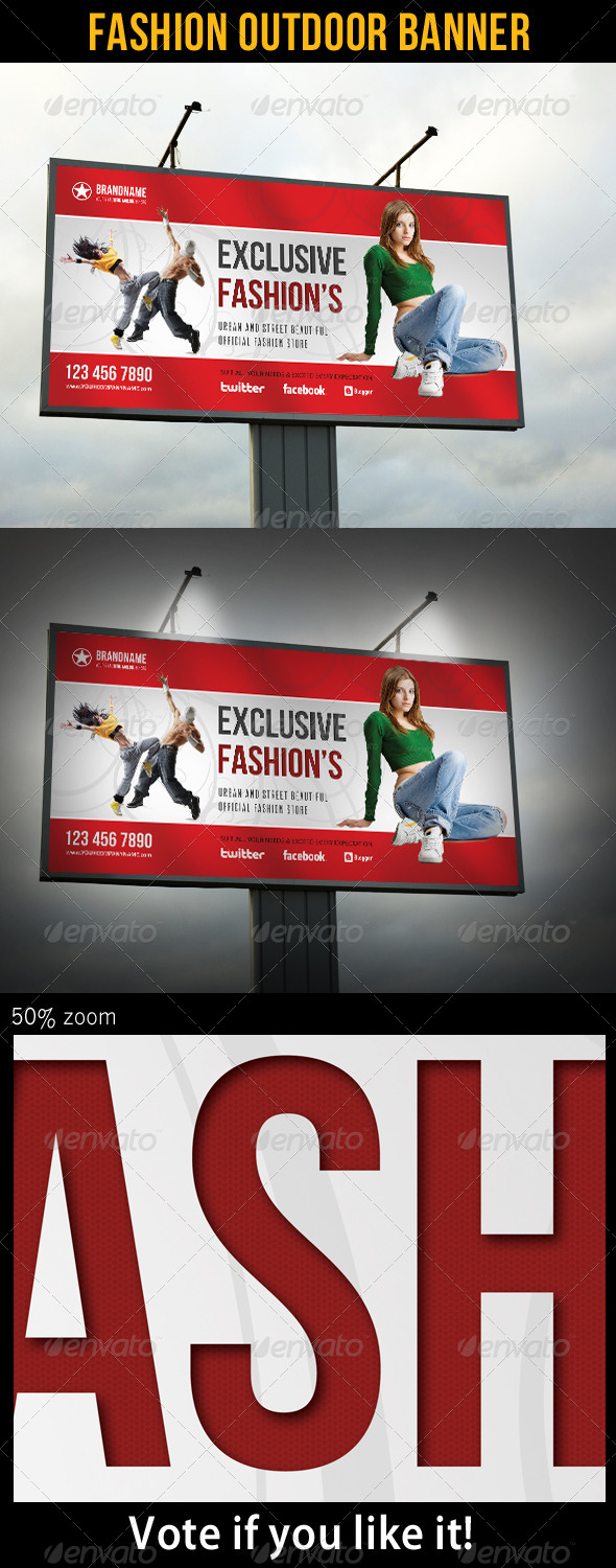 GraphicRiver Fashion Outdoor Banner 19 6938677