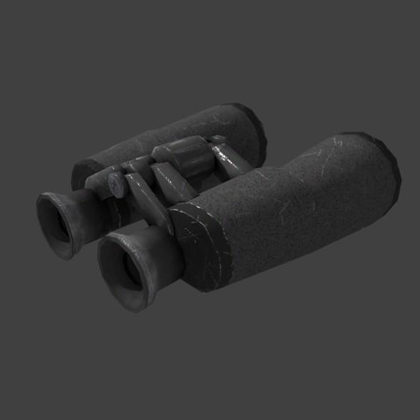 Binocular - 3DOcean Item for Sale